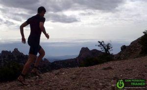 entrenamiento fuerza corredor